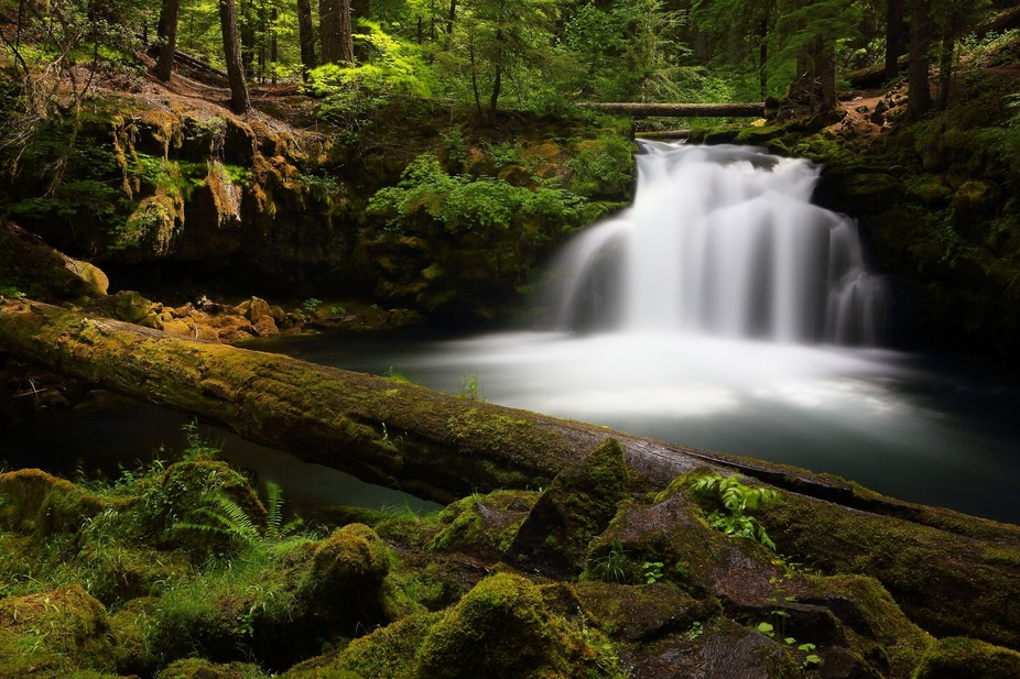 Oregon River,Whitehorse falls..