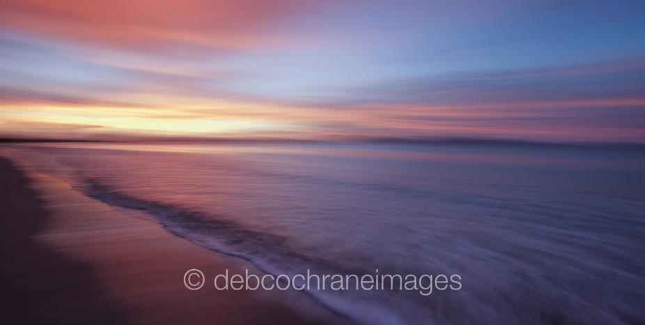 Watery Sunrise