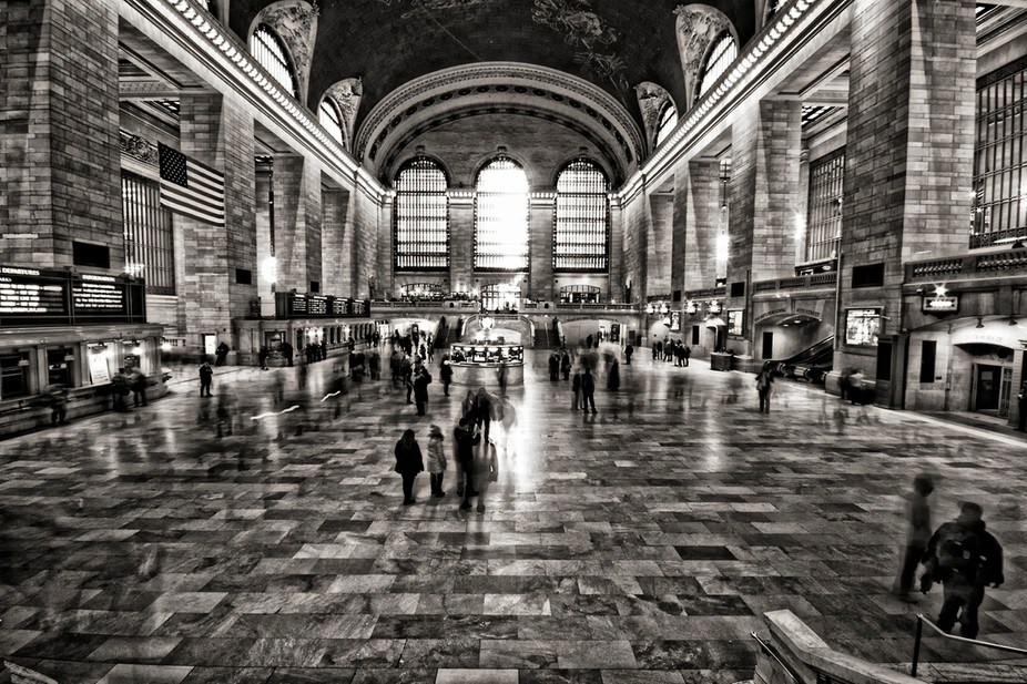 Grand Central Station 1