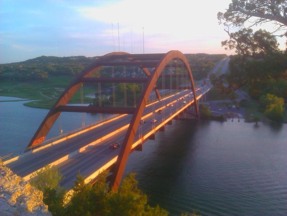 Pennbacker Bridge, Austin, TX