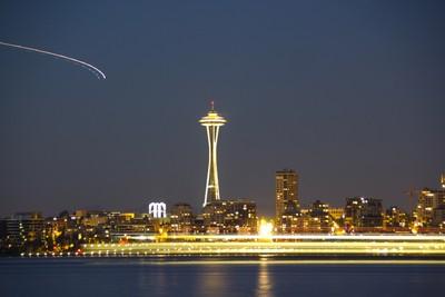 Spaceneedle Seattle Wa