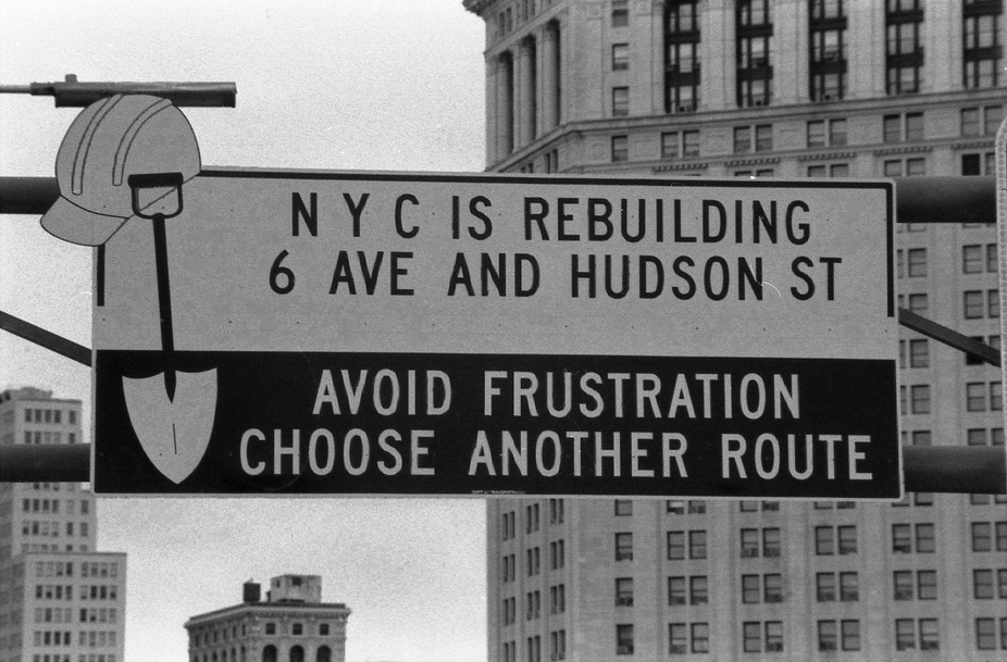 The kinder, gentler version of N.Y. is seeking ways of lowering tension amongst its Type A person...