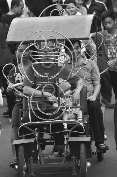 Doraemon vehicle