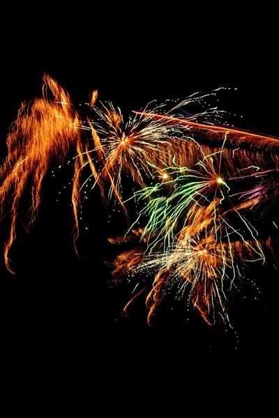 Sandhurst Fireworks 2013