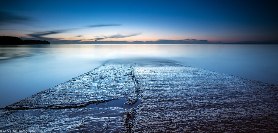 Slipway, Clevedon Seafront.  Big Stopper plus 0.9 ND hard grad, 230 second\'s