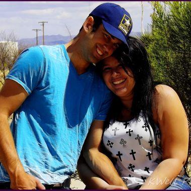 Brad and Heather 3 8 14