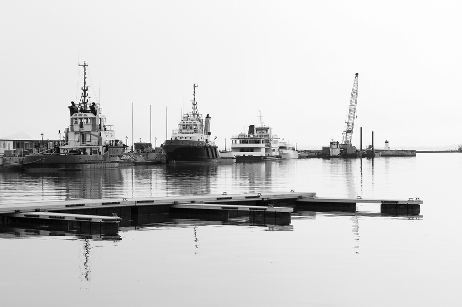 Pilot Boats - Early Morning