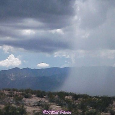 Monsoon storms