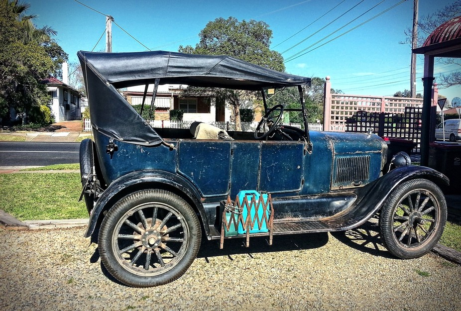 Old Ford 2