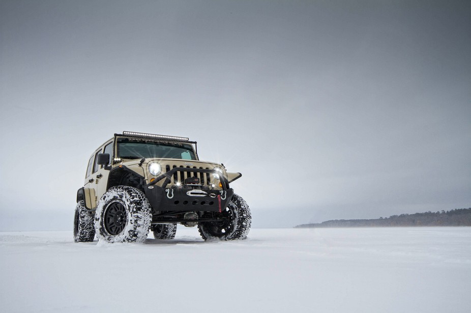 Living in Northern Minnesota proves challenging when trying to photograph in the winter, this sho...