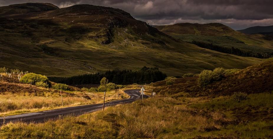 Taken: Cairngorms National Park, Highlands, Scotland  Date: July, 2014