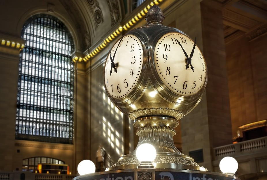 #GrandCentralTerminal (GCT) is a commuter (and former intercity) railroad terminal at 42nd Street...
