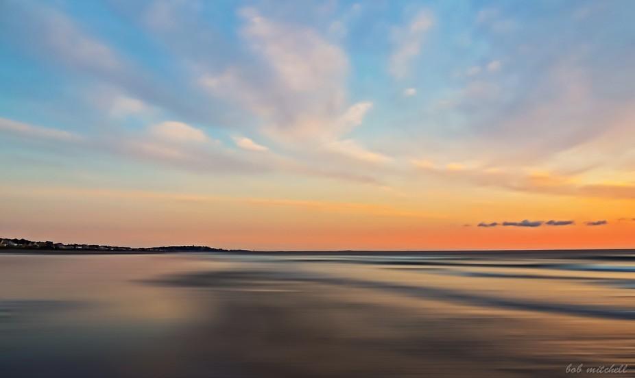Nantasket Beach Sunrise