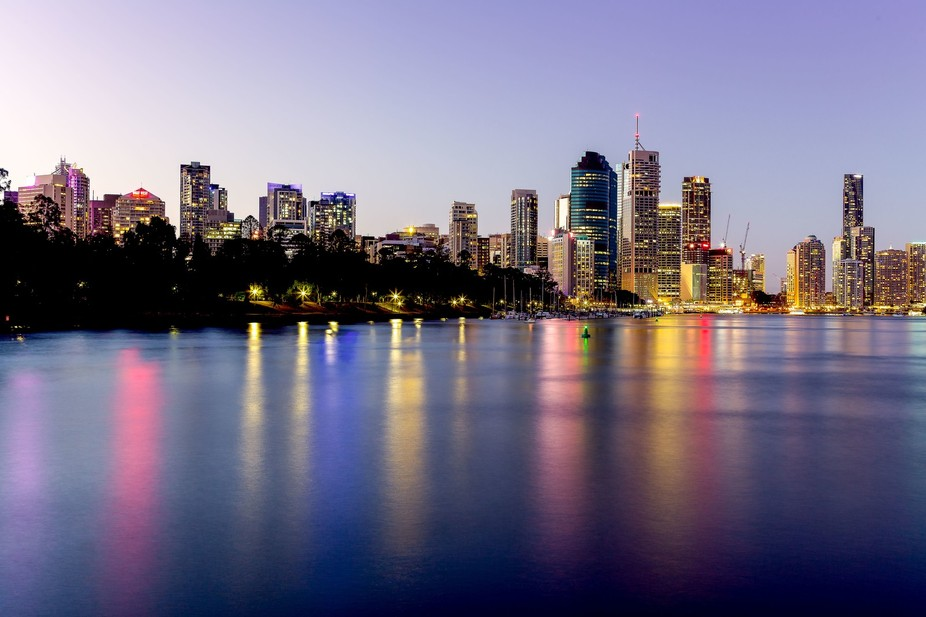 Brisbane CBD, QLD, Australia