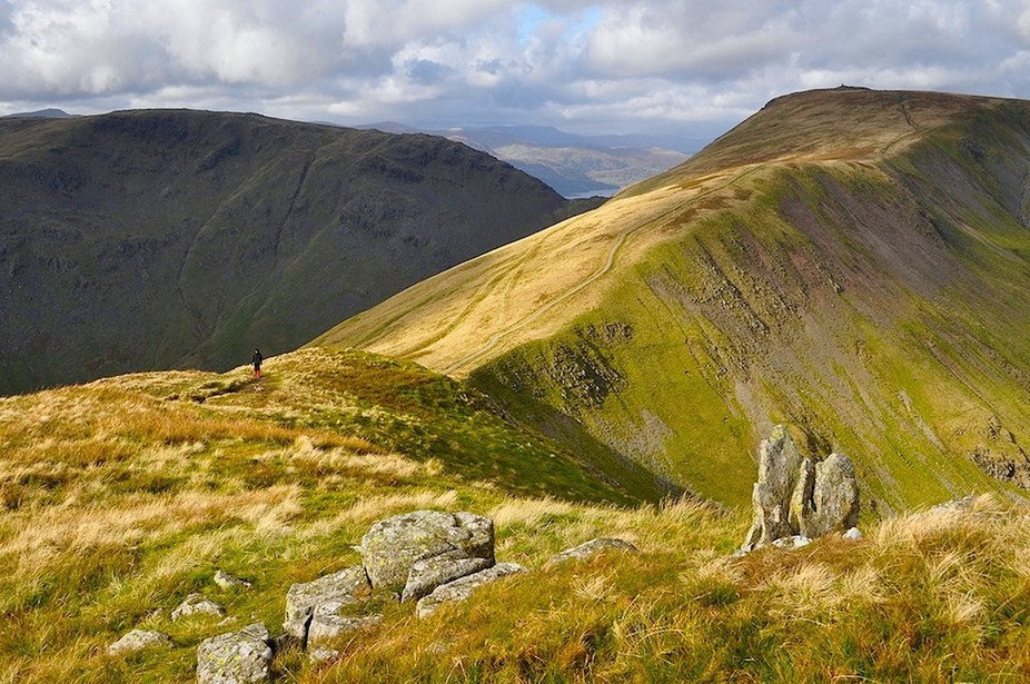 Taken in October 2011 walking the Lakeland Fells in Cumbria.