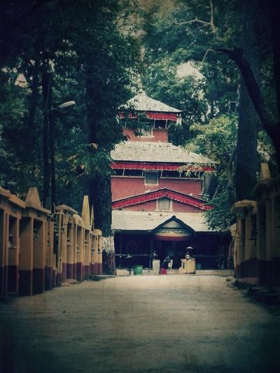 The secret Temple