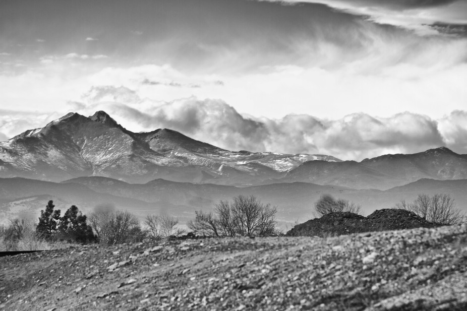 This was taken in Colorado between Boulder and Longmont. We were literally out for a drive as we ...