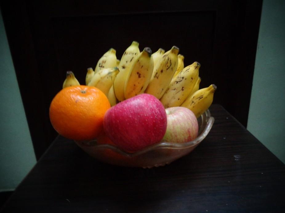 Bowl of Fruit.