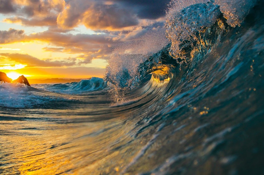 Coolangatta Sunset