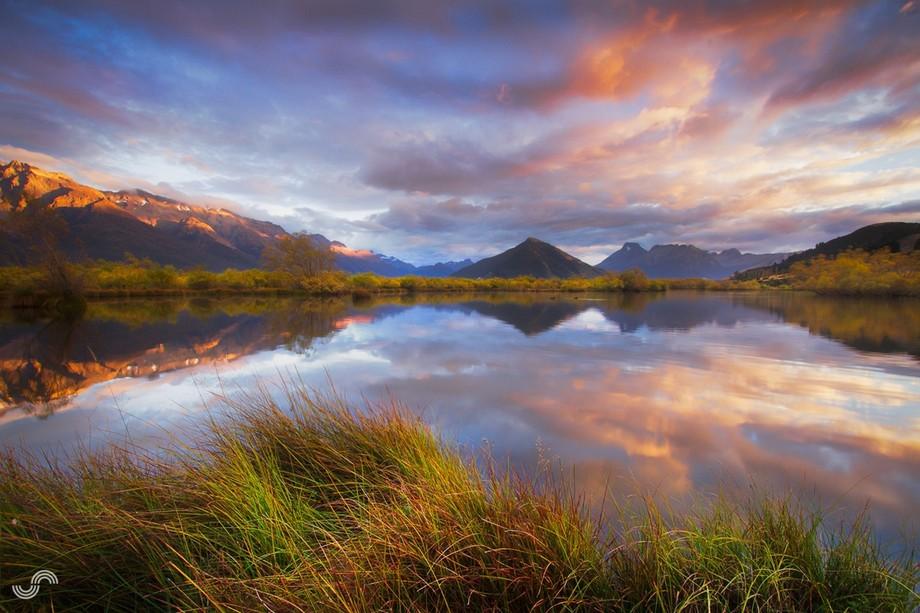 Glenorchy Lagoon, NZ