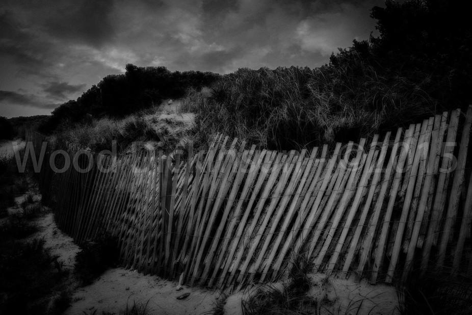 Erosion Fence