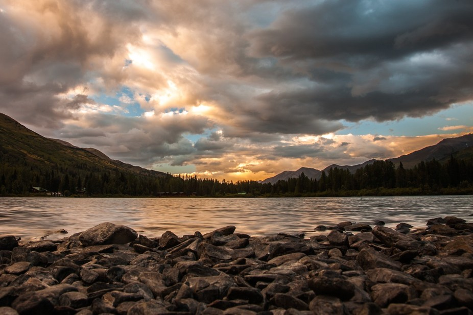 Took my daughter camping recently and stayed here.  We arrived about one hour before sunset and w...