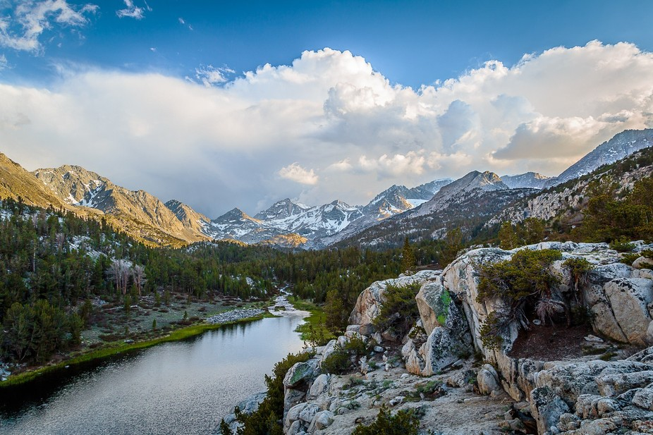 I've been coming to the sierra since I was very young. Not until this last year did I kn...