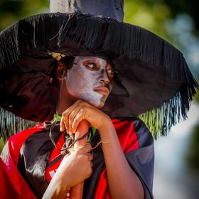 Taken at the two day carnival celebration in the island of Trinidad and Tobago.