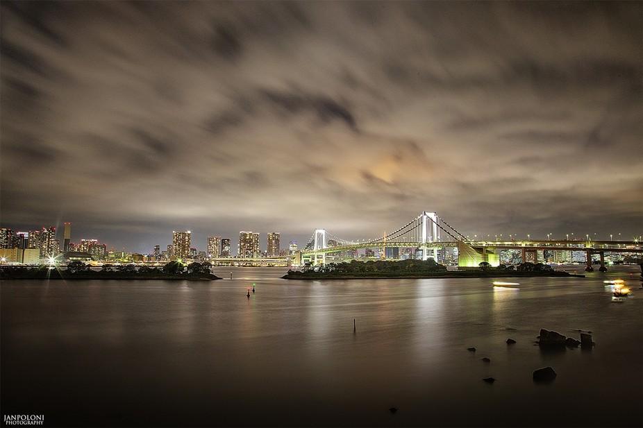 Tokyo skyline.  FB: Jan Poloni Photography Instagram: jan_poloni