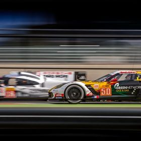 World Endurance Championship Round 1 Silverstone - April 12th 2015  www.fireproof-creative.co.uk This shot took a considerable amount of effort t...