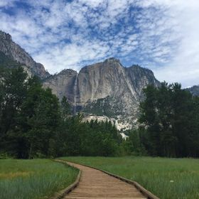 Path To Yosemite