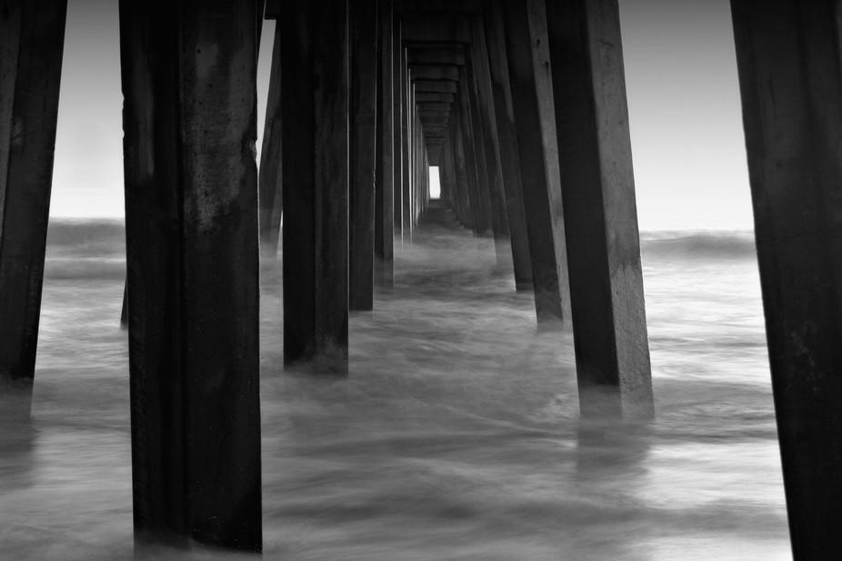 Pier in Panama City Beach, FL