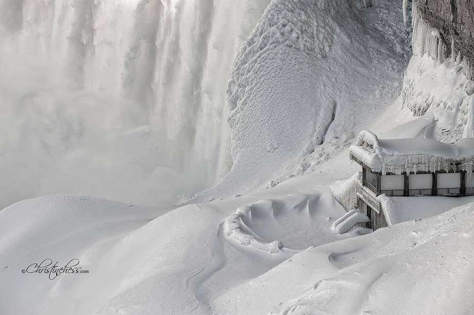 Winter is the perfect season to see and shoot Niagara Falls, Mother Nature provides the most beau...