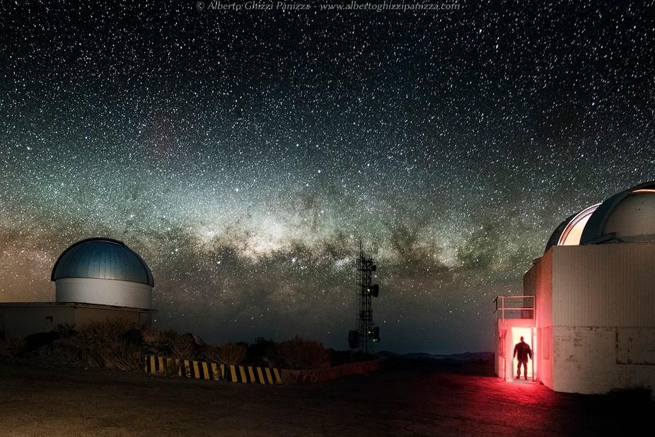 La Silla ESO Observatory - Chile