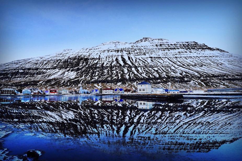 Seyðisfjørður - Iceland
