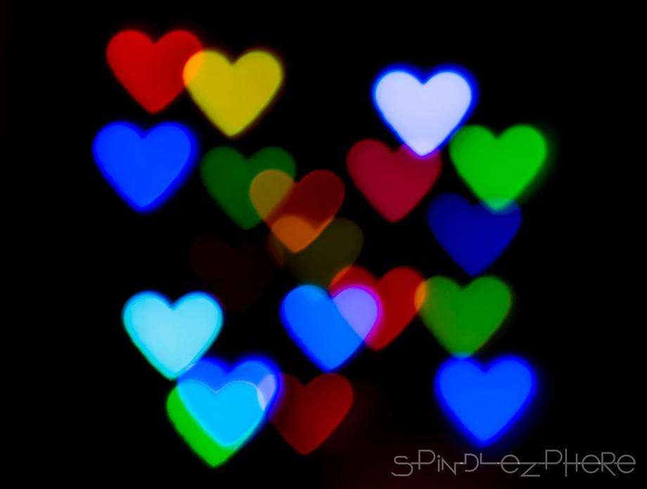 Love Bokeh Twinkle Sprinkles