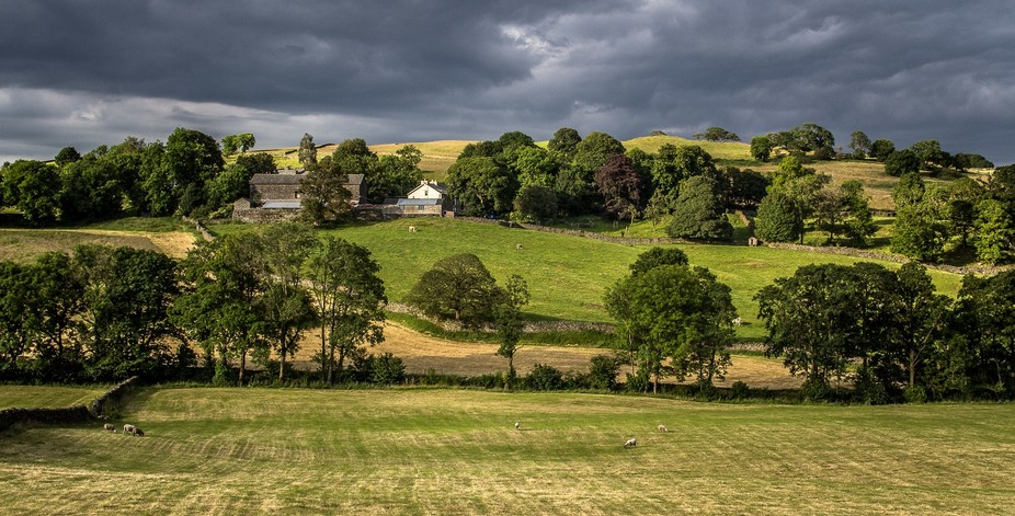 Yorkshire Dales farm