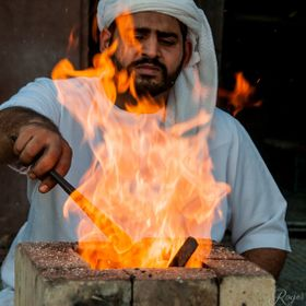 Traditional blacksmith