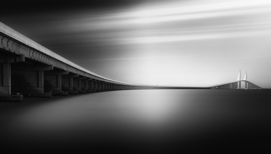 SkyWay Bridge - Tampa Bay