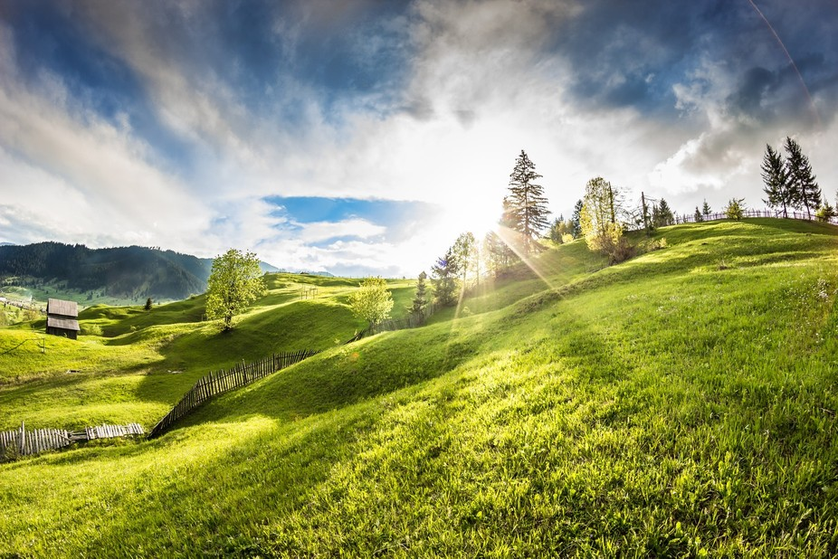 Bukovina is located in northeastern Romania and it is part of the Suceava County