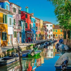 Colours of Burano#2