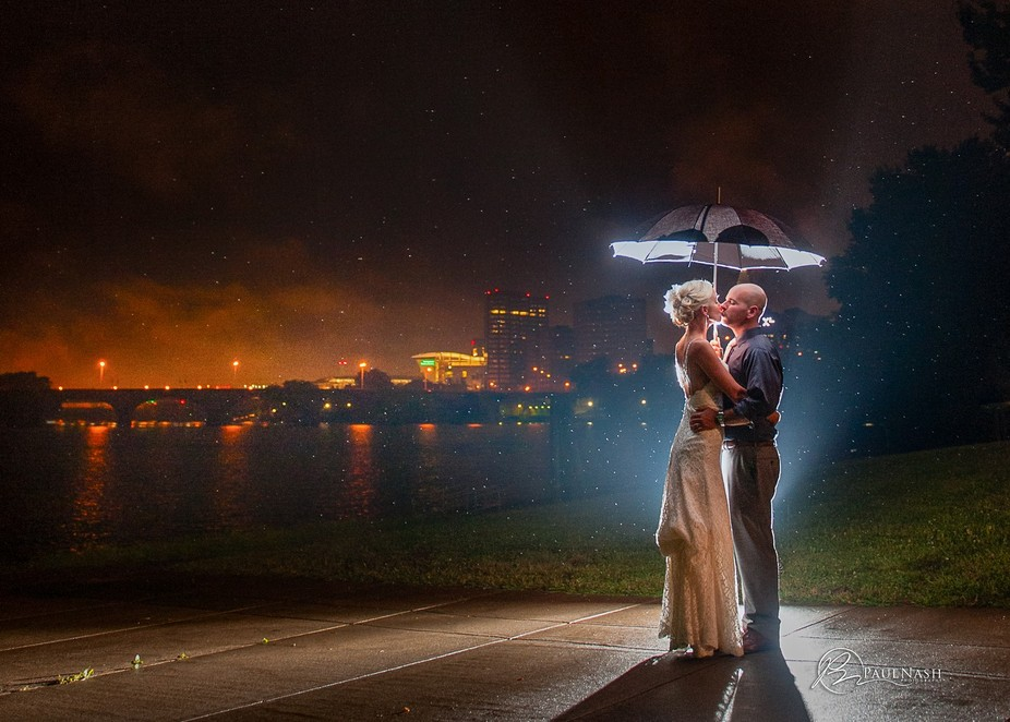 Riverfront Romance