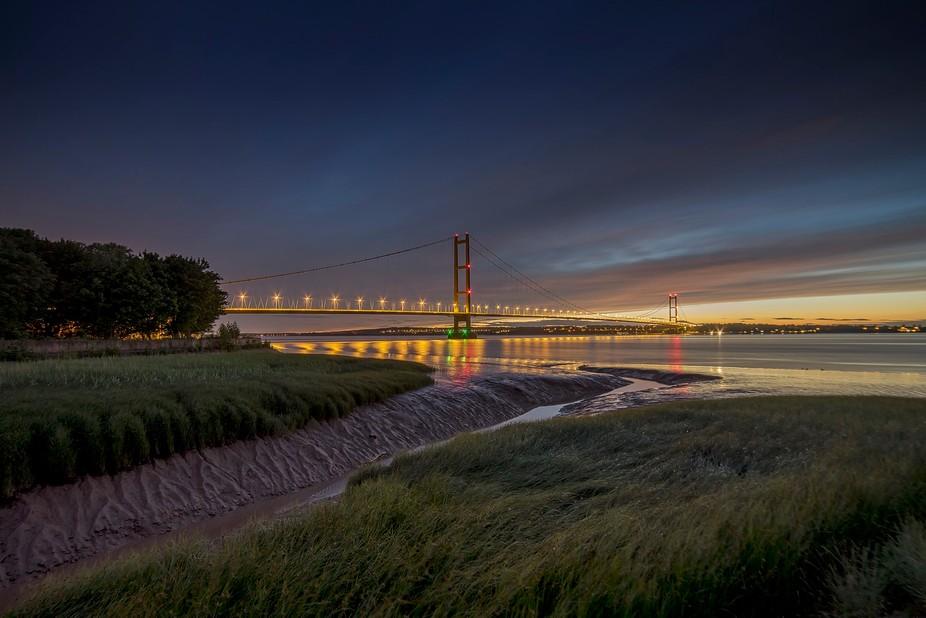 Humber Bridge © Bob Riach