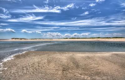 Beach Sandbar