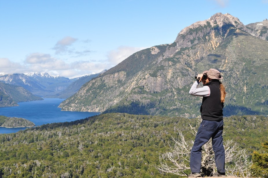 Bariloche, Argentina - a land of lakes, mountains and forests