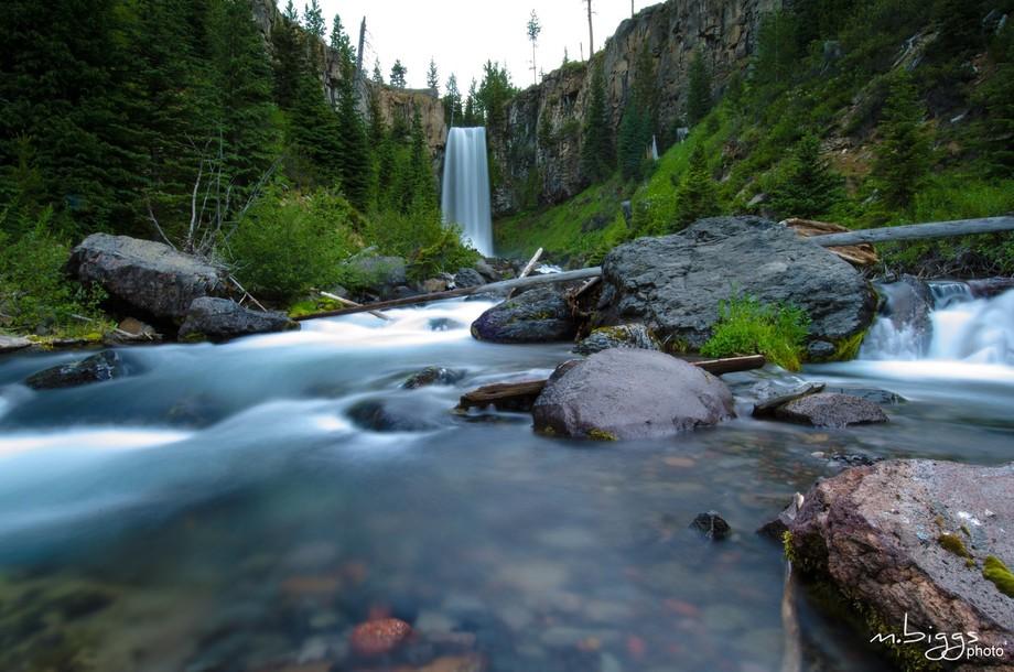 Tumalo Falls, Bend, OR