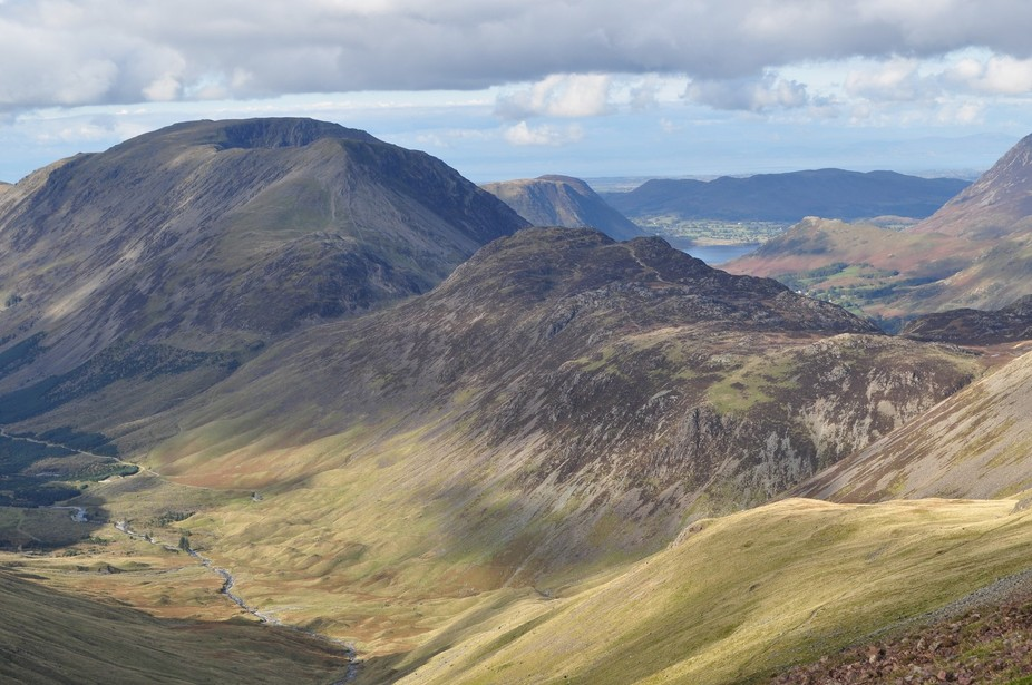 View from Green Gable