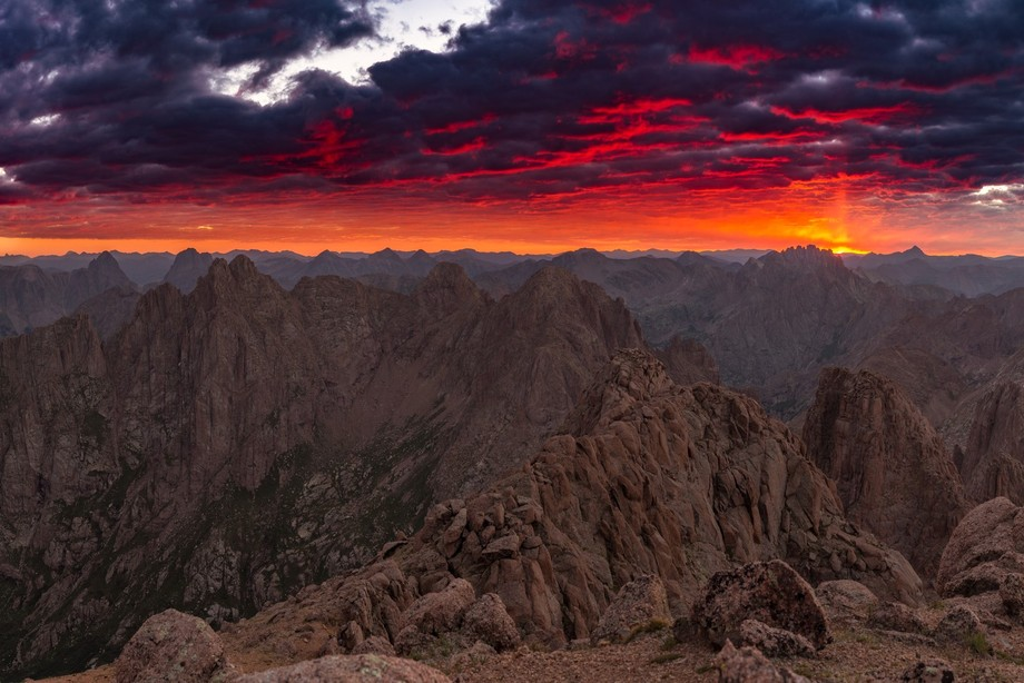 36 hours without sleep. This was my reward - witnessing one of the most magical sunrises ever fro...