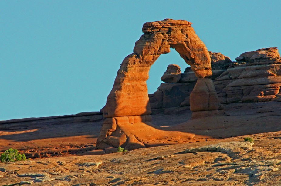 Taken shortly after sunrise in Arches National Park