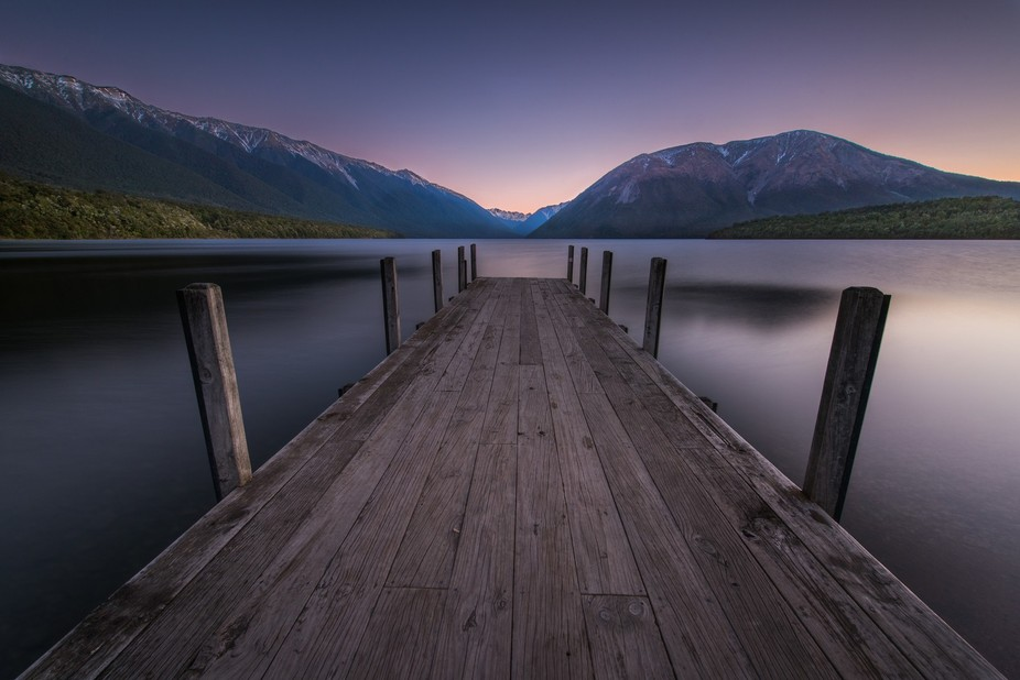 I was recently fortunate enough to pay a short visit to Nelson, a gorgeous city at the top end of...